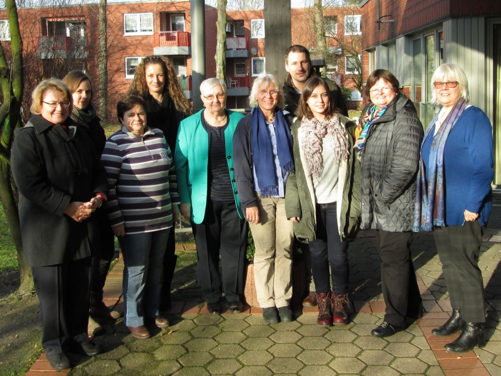 2015 Hospiz Ehrenamt Ausbildungsgruppe - 1800