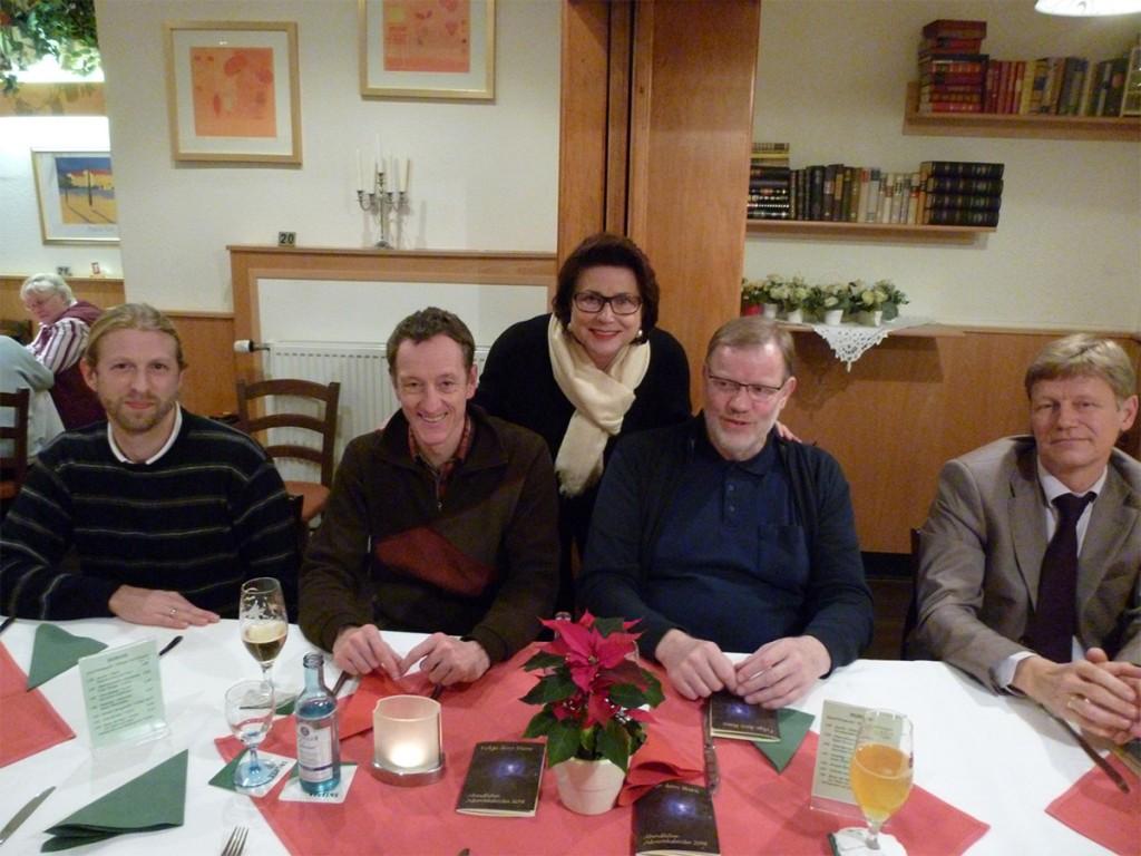 neuer Vorstand des Hospiz-Fördervereins e.V.
